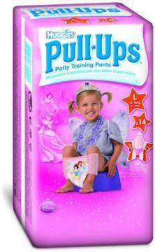 Chilotei pentru tranzitie PullUps girl L - Pret | Preturi Chilotei pentru tranzitie PullUps girl L