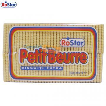 Biscuiti RoStar Petit Beurre 460 gr - Pret | Preturi Biscuiti RoStar Petit Beurre 460 gr