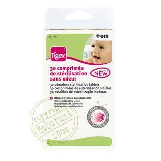 Tablete inodore pentru sterilizare, fara clor - Pret | Preturi Tablete inodore pentru sterilizare, fara clor