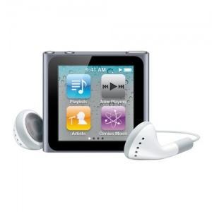 Apple iPod Nano 6th Generation 8GB Graphite - mc688qb/a - Pret | Preturi Apple iPod Nano 6th Generation 8GB Graphite - mc688qb/a