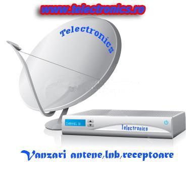 Vanzari : receptoare digitale,lnb,motoare antene,parabole satelit - Pret   Preturi Vanzari : receptoare digitale,lnb,motoare antene,parabole satelit