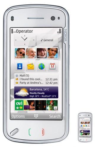 Nokia N97MINI white noi sigilate,garantie 24luni functional orice retea!Pret:300euro - Pret | Preturi Nokia N97MINI white noi sigilate,garantie 24luni functional orice retea!Pret:300euro