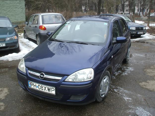 Opel Corsa C - Pret | Preturi Opel Corsa C