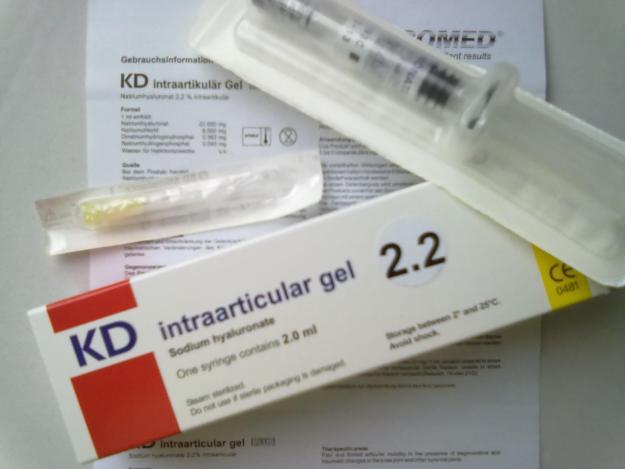 Solutie viscoelastica - gel intraarticular - hyaluronat de sodiu 2.2% - Pret | Preturi Solutie viscoelastica - gel intraarticular - hyaluronat de sodiu 2.2%