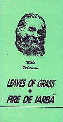Fire de iarba - Leaves of Grass, Walt Whitman - Pret | Preturi Fire de iarba - Leaves of Grass, Walt Whitman