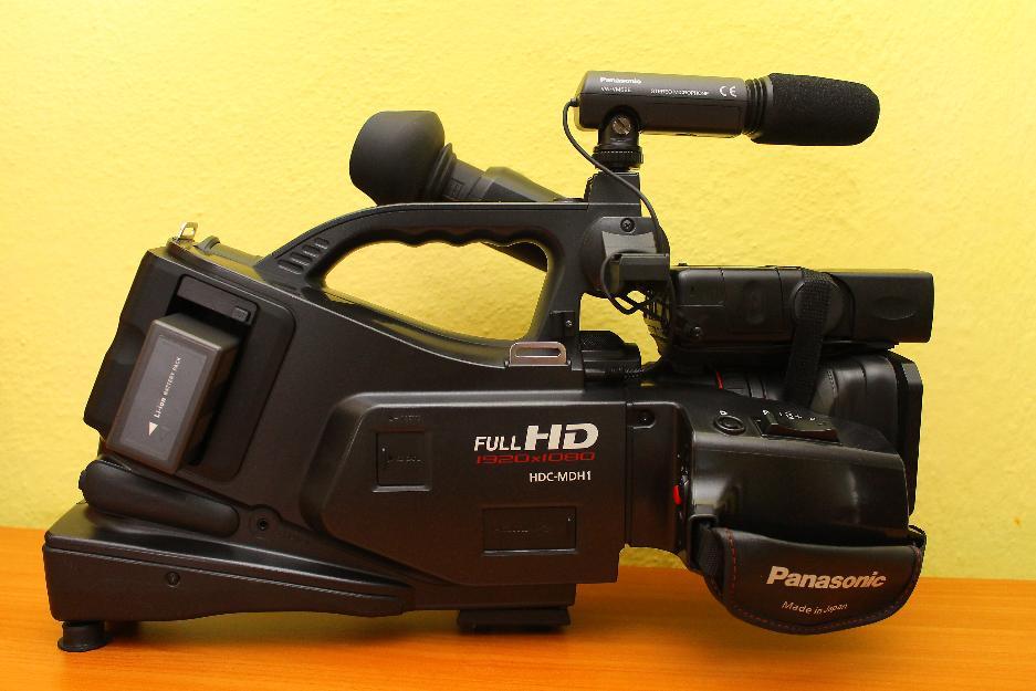Panasonic HDC-MDH1 impecabil de vanzare - Pret | Preturi Panasonic HDC-MDH1 impecabil de vanzare