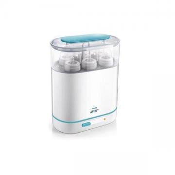 Sterilizator Electric cu Abur 3 in 1 - Pret | Preturi Sterilizator Electric cu Abur 3 in 1