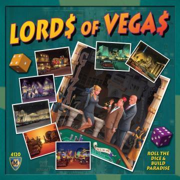 Lords of Vegas - Pret | Preturi Lords of Vegas