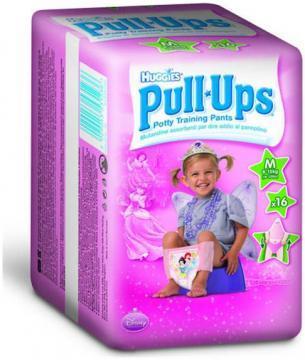 Chilotei pentru tranzitie PullUps Girl M - Pret | Preturi Chilotei pentru tranzitie PullUps Girl M