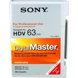 Casete miniDv HDV/ DvCam Sony PHDVM63Dm Master; Sony PDVM40N; Sony Premium DVM60PR; Sony D - Pret | Preturi Casete miniDv HDV/ DvCam Sony PHDVM63Dm Master; Sony PDVM40N; Sony Premium DVM60PR; Sony D