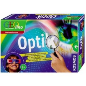Experimente Geolino Kit Optica - Pret | Preturi Experimente Geolino Kit Optica