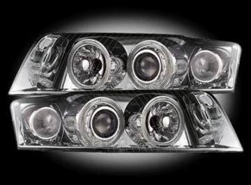 Faruri Audi A4 8E, Crom - Pret | Preturi Faruri Audi A4 8E, Crom