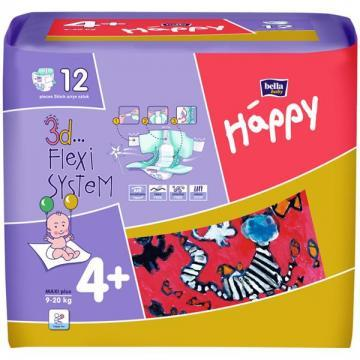 Happy Maxi Plus 12 - Pret | Preturi Happy Maxi Plus 12