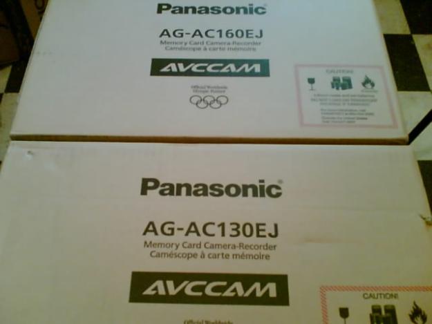 PANASONIC HMC151; PANASONIC AC130; PANASONIC AC160; VIDEOCAMERA FULL HD ! - Pret | Preturi PANASONIC HMC151; PANASONIC AC130; PANASONIC AC160; VIDEOCAMERA FULL HD !