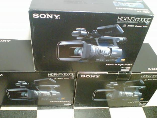 PROMOTII - SONY VX2200; SONY FX1000; SONY Z5; SONY V1; VIDEOCAMERE PRO - Pret | Preturi PROMOTII - SONY VX2200; SONY FX1000; SONY Z5; SONY V1; VIDEOCAMERE PRO