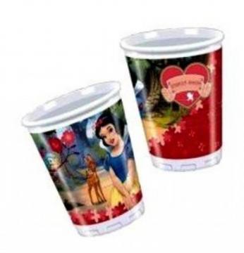Alba ca Zapada - Pahare Plastic, 200 ml (10 buc.) - Pret | Preturi Alba ca Zapada - Pahare Plastic, 200 ml (10 buc.)