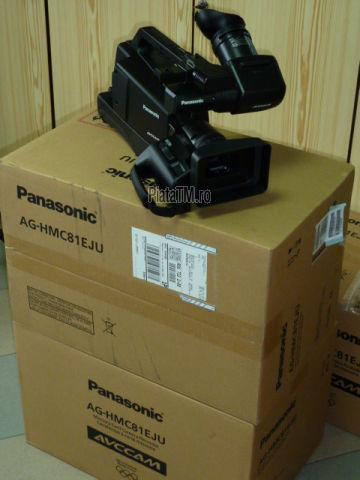 Camera video PANASONIC AG-HMC81 / HMC81 / AG HMC 81 Shoulder Full HD / DV AVCCAM - Pret | Preturi Camera video PANASONIC AG-HMC81 / HMC81 / AG HMC 81 Shoulder Full HD / DV AVCCAM