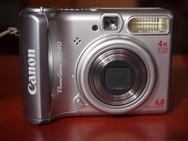 Aparat foto Canon A540 - Pret | Preturi Aparat foto Canon A540