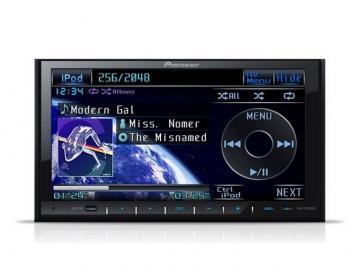 Pioneer AVH-P4100DVD Multimedia DVD Receiver - Pret | Preturi Pioneer AVH-P4100DVD Multimedia DVD Receiver