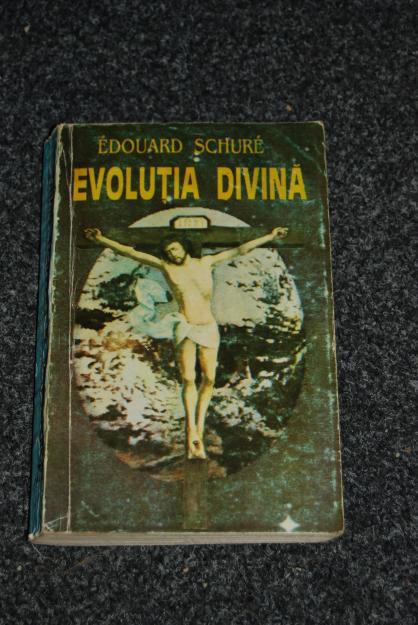 Evolutia divina - de la sfinx la christos - - Pret | Preturi Evolutia divina - de la sfinx la christos -