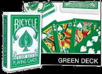 Bicycle Green Deck - Pret | Preturi Bicycle Green Deck