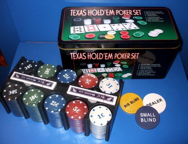 POKER SET Texas Hold'em - 200 de jetoane NUMEROTATE!!! - Pret | Preturi POKER SET Texas Hold'em - 200 de jetoane NUMEROTATE!!!