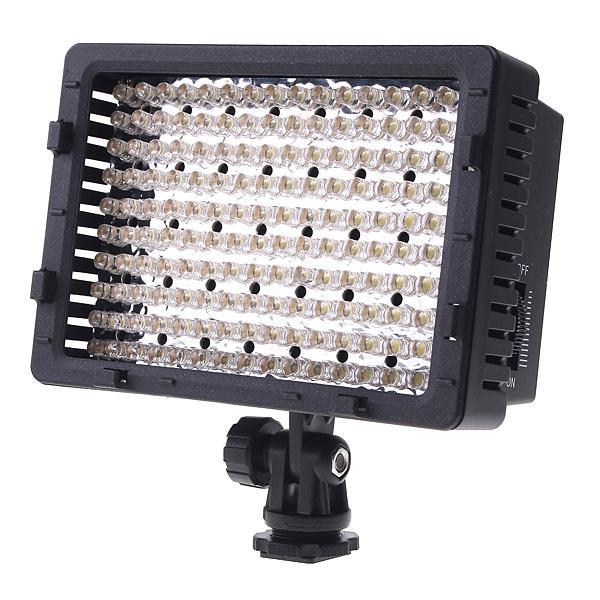 LAMPA VIDEO FOTO 126 LEDURI CN-126 LED PANEL - Pret | Preturi LAMPA VIDEO FOTO 126 LEDURI CN-126 LED PANEL