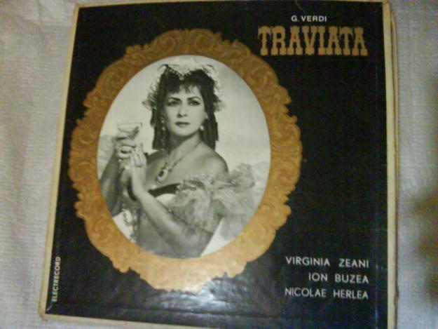 Traviata - disc vinil - Pret | Preturi Traviata - disc vinil