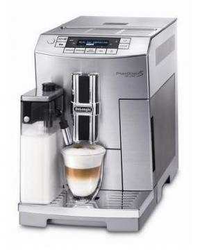 Automate cafea - DeLonghi ECAM 26.455S Prima Donna S 1.8 L 15 bari Rasnita - Pret | Preturi Automate cafea - DeLonghi ECAM 26.455S Prima Donna S 1.8 L 15 bari Rasnita