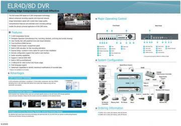 DVR Standalone EVERFOCUS ELR8D - Pret | Preturi DVR Standalone EVERFOCUS ELR8D