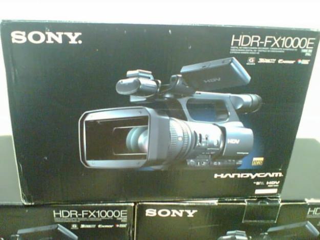 Discount! Sony FX1000 , Sony HD1000 , Sony Z5 , Sony VX2200. Videocamere Pro! - Pret | Preturi Discount! Sony FX1000 , Sony HD1000 , Sony Z5 , Sony VX2200. Videocamere Pro!