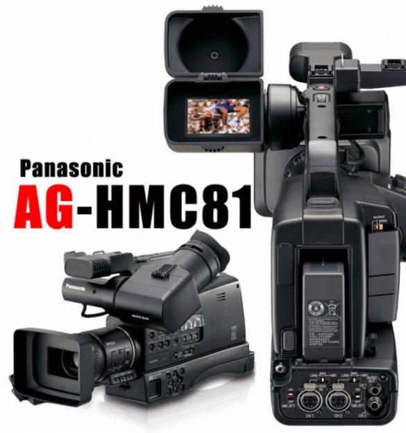 Camera video Panasonic HMC151, Panasonic HMC81, Panasonic HMC41, FullHD, Filmare card! - Pret | Preturi Camera video Panasonic HMC151, Panasonic HMC81, Panasonic HMC41, FullHD, Filmare card!