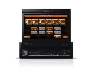 Pioneer AVH-P5100DVD Multimedia DVD Receiver - Pret | Preturi Pioneer AVH-P5100DVD Multimedia DVD Receiver