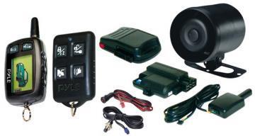 Alarma auto Pyle PWD501 - Pret | Preturi Alarma auto Pyle PWD501
