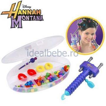 Character - Aparat de impletit codite Hannah Montana - Pret | Preturi Character - Aparat de impletit codite Hannah Montana