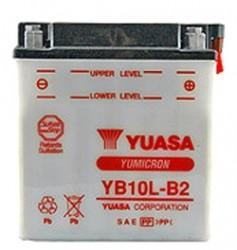 YB10L-B2 - acumulator moto Yuasa - Pret | Preturi YB10L-B2 - acumulator moto Yuasa