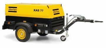 Compresor mobil aer sub 5.3mc/min cu generator Atlas Copco XAS 97 DdG - Pret | Preturi Compresor mobil aer sub 5.3mc/min cu generator Atlas Copco XAS 97 DdG