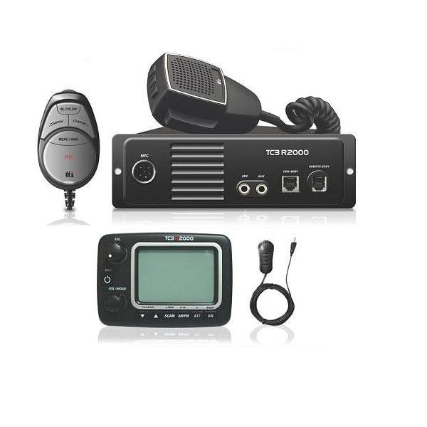 Statie radio CB TTi TCB R2000 - Pret | Preturi Statie radio CB TTi TCB R2000
