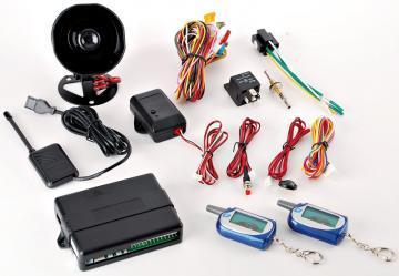 Alarma auto FK 4 cu Telecomanda LCD - Pret | Preturi Alarma auto FK 4 cu Telecomanda LCD