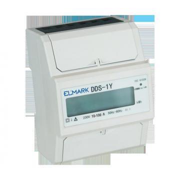 Contor monofazat 10/100A DDS-1Y-100 Elmark - Pret | Preturi Contor monofazat 10/100A DDS-1Y-100 Elmark