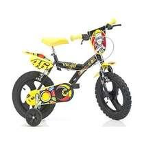 Bicicleta de copii Dino Bikes 163 GLN - VR46 - Pret   Preturi Bicicleta de copii Dino Bikes 163 GLN - VR46