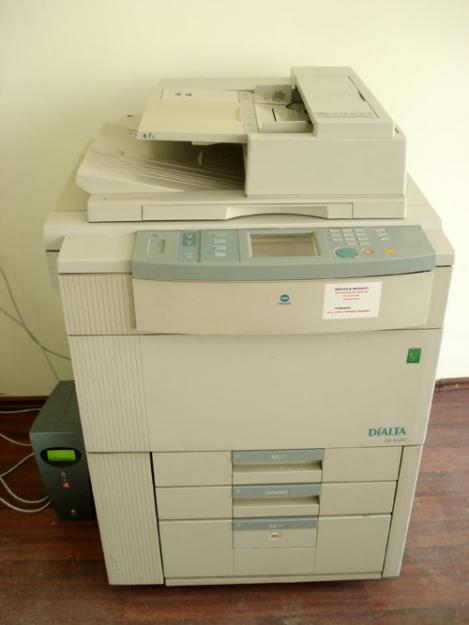 Vand urgent Konica Minolta DI 620, copiator/scanner/printer  A/N + fiery Minolta Pi6200. - Pret | Preturi Vand urgent Konica Minolta DI 620, copiator/scanner/printer  A/N + fiery Minolta Pi6200.