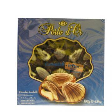 Praline fructe de mare  Perle d`Or 195 g - Pret | Preturi Praline fructe de mare  Perle d`Or 195 g