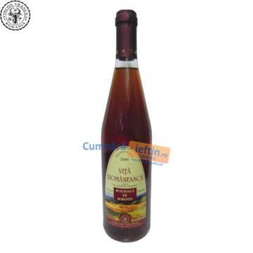 Vin dulce Vita Romaneasca Busuioaca de Bohotin 0.75 L - Pret | Preturi Vin dulce Vita Romaneasca Busuioaca de Bohotin 0.75 L