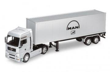 Welly - Camion Man 1:32 - Pret | Preturi Welly - Camion Man 1:32