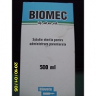 Antiparazitar intern si extern pentru animale Biomec - Pret | Preturi Antiparazitar intern si extern pentru animale Biomec