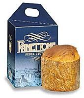Cozonac fara gluten Panettone cu vanilie - Pret | Preturi Cozonac fara gluten Panettone cu vanilie