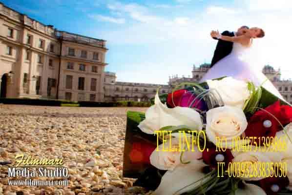Filmari Nunti HD Torino - Pret | Preturi Filmari Nunti HD Torino
