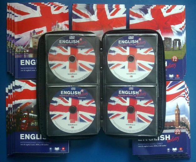 Curs multimedia de limba engleza -