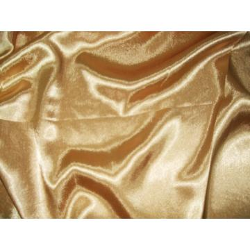 Crep satin auriu - Pret | Preturi Crep satin auriu